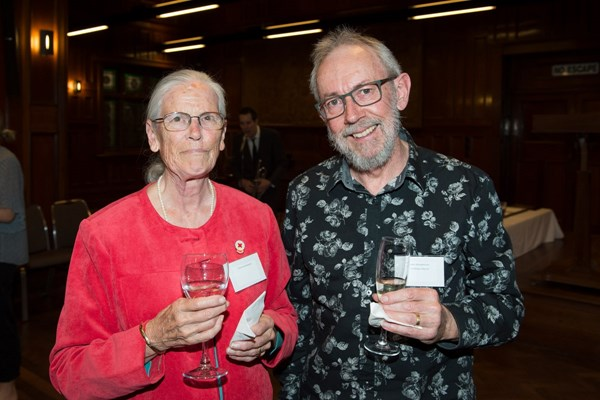 Volunteer's Sundowner 2018 - DSC_7933