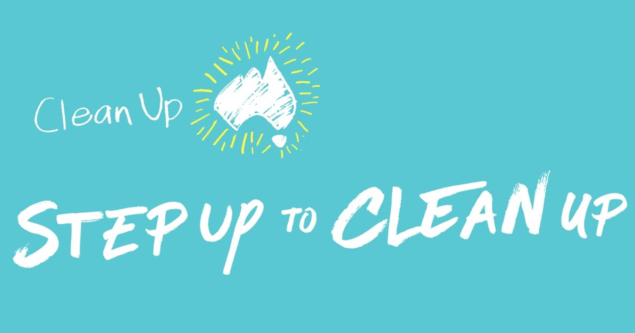 Clean Up Australia Day Sunday March 1