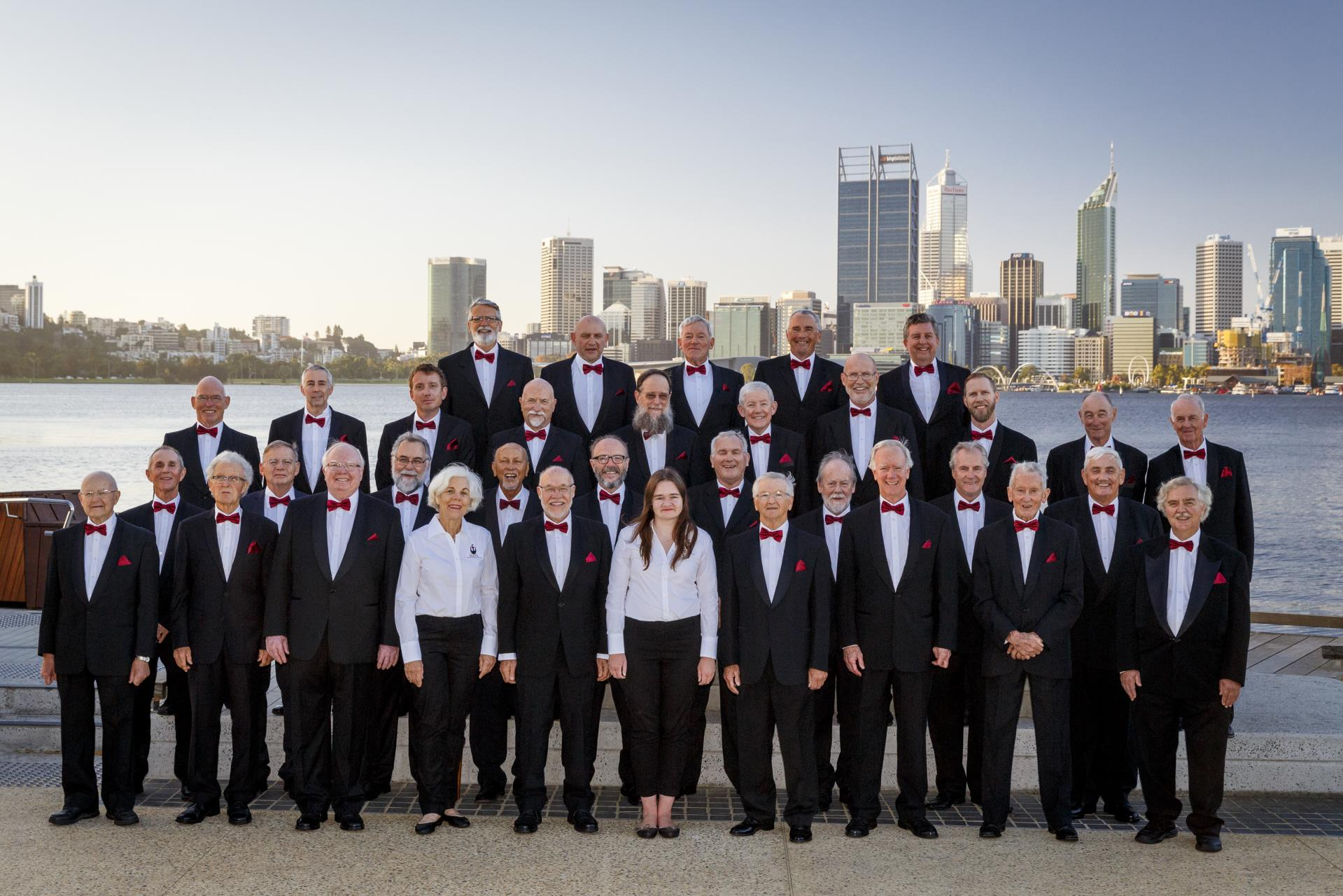 Music for Pleasure 2019 - Perth Male Voice Choir and 2nd Avenue Singers
