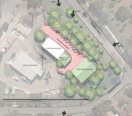 Major Land Transaction - Proposed Lease of Portion of Town of Mosman Park Depot